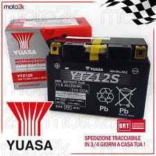 BATTERIA YUASA GEL YTZ12S YTZ12-S YAMAHA TMAX T MAX T-MAX 530 - PRE ATTIVATA