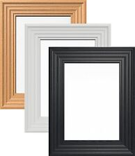 TRADITIONAL PHOTO FRAME PICTURE FRAME POSTER FRAMES WIDE PROFILE LARGE ALL SIZE