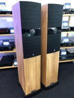 Fyne Audio F303 in Walnut finish - New open box loudspeakers