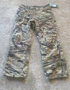 Under Armour UA Barren Camo Loose Fit Hunting Pants  Men's Sz. 36X30 NWT
