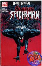 DARK REIGN SINISTER SPIDER-MAN 1 VARIANT MARVEL COMICS