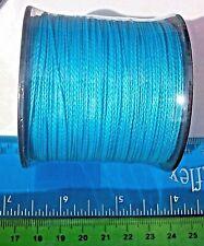 550yds (500m) BLUE SUPERLINE BRAID 25lb test Braided Fishing Line Bass Catfish