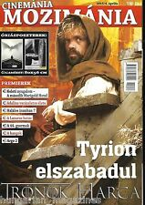 MM Film Movie Magazine 2015/04 Game of Thrones - Peter Dinklage - Tyrion Cover