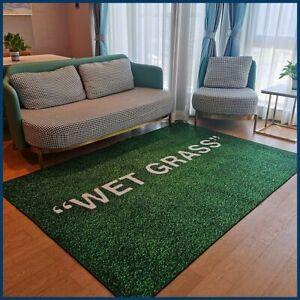 WET GRASS Rug Carpet Living Room Decoration Carpet Bedroom Bedside Bay Window