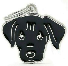 Labrador Dog ID Tag (31) - Engraved FREE - Personalised - Charm - Keyring