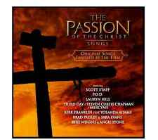 601501310522  Passion of the Christ  Songs Import Audio CD NEW!