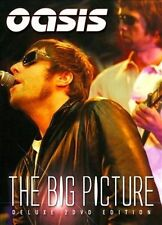 NEW Oasis: The Big Picture - Unauthorized (DVD)