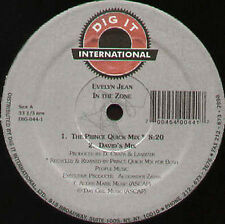 EVELYN JEAN - In The Zone (The Prince Quick Mix) - Dig En