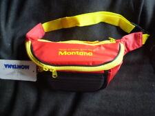 Hüfttasche Gürteltasche Bauchtasche Sports Bag Waist Bag bis 90 cm in ROT / NEU