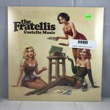 Fratellis - Costello Music LP NEW