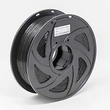Zyltech 3D Printer Filament PLA 1.75 mm 1 Kg/2.2 Lbs - Black