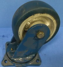 """ROSE TRUCK CASTER 8X3"""" WHEEL WITH BASE"""