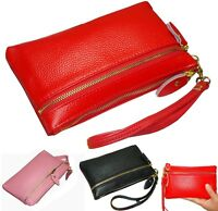 Wrist-let Purse Wallet Credit Card Cash Coin Mobile Holder Fabulous Fast Shippin