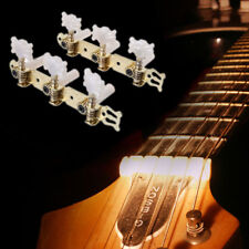 2pcs Classical Guitar Tuners Tuning Keys Pegs Machine Heads Steel Goden Tone New