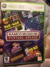 Namco Museum: Virtual Arcade (Microsoft Xbox 360, 2008)