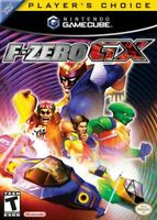 F-Zero GX Player's Choice Nintendo GameCube Game Complete *CLEAN VG
