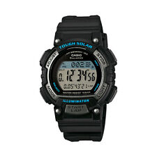 Casio Original New STL-S300H-1A Tough Solar Digital Womens Watch STL-S300 Blue