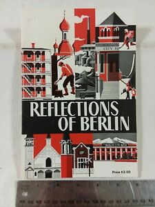 Reflections of Berlin - 106 Page Book