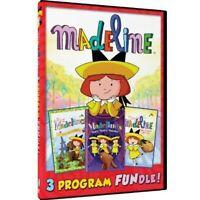 Madeline Three Program FUNdle! [DVD]