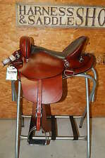 16 GW CRATE CUSTOM LIGHT ENDURANCE SADDLE FREE SHIP NEW USA MADE IN ALABAMA USA