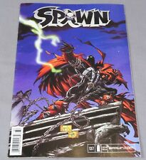 SPAWN #137 (Rare Newstand UPC Variant Cover) Image Comics 2004 Todd McFarlane
