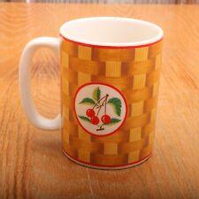 Otagiri Japan Cherry Collectible Coffee Mug Tea Cup