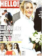 UK HELLO MAGAZINE: ELLIE GOULDING / LEOMIE ANDERSON / PENNY LANCASTER / SPICE GI