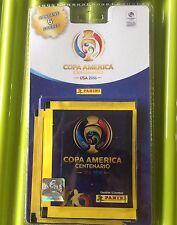 CHILE VERSION PANINI BLISTER COPA AMERICA CENTENARIO 6 PACK OF STICKERS INSIDE