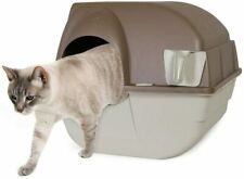 "16.5"" Omega Paw Roll 'n Clean Self Cleaning Litter Box (Regular)"