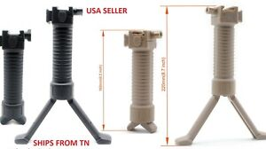 6-9 Inches polymer Bipod for Hunting & Shooting and Outdoor Sports