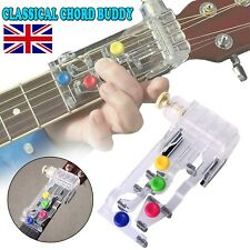 More details for uk classical chord buddy guitar learning system teaching aid chordbuddy unit kit