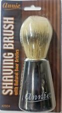 Annie Shaving Brush With Natural Boar Bristles  #2924