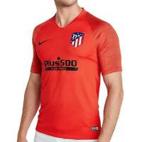 Nike 19/20 Atletico Madrid Strike Breathe Training Shirt Top Jersey AO5150 601 M