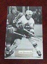 Colorado Rockies post cards 1981-1982 Joel Quenneville