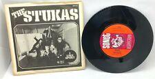 "THE STUKAS VINYL 7"" I LIKE SPORT / SEND YOU A POSTCARD 1978 UK PUNK POWER POP"