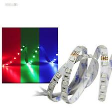 ( 13,18€/m ) 5m RGB LED Tira 24v Super Bright, 300 SMD LEDS , rayas Barra De Luz