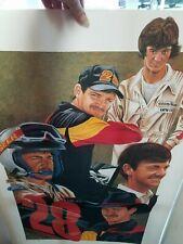 Davey Allison Ltd ed.  Ron Crawford   Print / Poster   1994      33 1/2 x 23