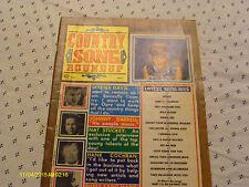 Skeeter Davis Covers Country Song Roundup Magazine July 1968 Nat Stuckey