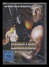 DVD PHANTOM COMMANDO 2 - DIE RÜCKKEHR - DAS REMAKE AUS RUSSLAND (KOMMANDO) * NEU