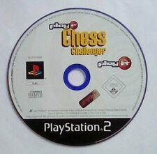 * Disk nur * Chess Challenger Playstation 2 zwei ps2 PStwo PS