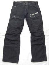 G-Star calcetines para vaqueros w33 l32 Storm 5620 Loose post embro 33-32 estado como nuevo