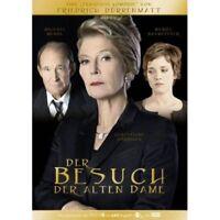 Der Besuch der alten Dame - Friedrich Dürrenmatt DVD Christiane Hörbiger