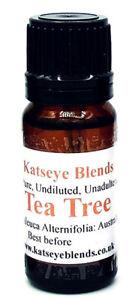 Tea Tree Essential Oil x 10ml Therapeutic Grade 100% Pure