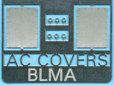 BLMA  Removed AC Cover Plates   #91   N Scale  NIP   Out of Production