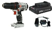 Porter Cable PCC601LAP 20V Max Lithium Ion 1/2in Drill/Driver Kit