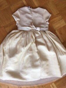 Kleid, Prinzessinenkleid, Gr 122, Glitzer, Topolino
