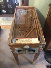 1930's Abt Mfg. Horseshoe Pinball Nickle Machine