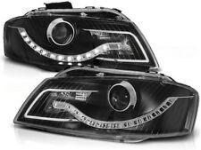 LED SCHEINWERFER LPAU54 AUDI A3 8P HB 2003 2004 2005 2006 2007 2008 SCHWARZ