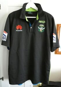 NRL Canberra Raiders - ISC Polo Shirt