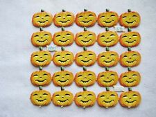 SALE 2 for 1 !!Vintage/Antique German Halloween Pumpkins Diecut Victorian Scrap